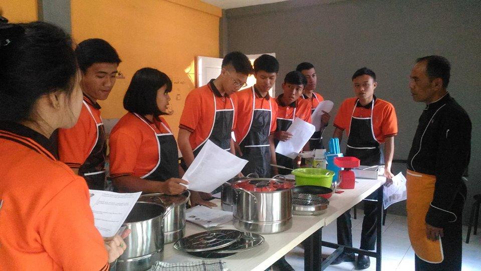 praktek culinary 3